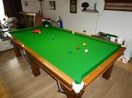 9ft gcl billiards