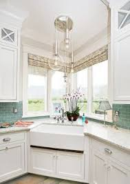 Corner Kitchen Sink Ideas 19 Best Kitchen With Corner Sink Images On Pinterest Corner Sink