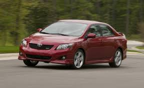 2009 toyota corolla xrs road test u2013 review u2013 car and driver