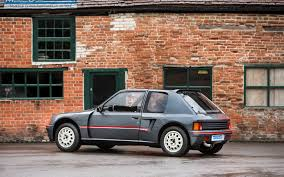 peugeot 205 rally a peugeot 205 t16 to live your group b fantasies the car guide