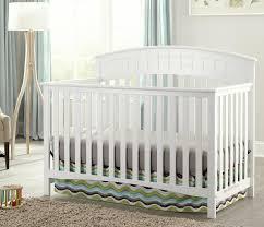 Graco Baby Crib by Graco Charleston Convertible Crib White Babies
