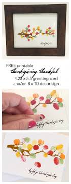 20 diy thanksgiving greeting cards 2017