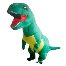 Jurassic Park Costume Halloween Aliexpress Buy Inflatable Dinosaurs 2017 Halloween Costume