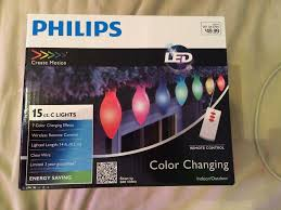 exquisite design philips led christmas lights 200ct multi led