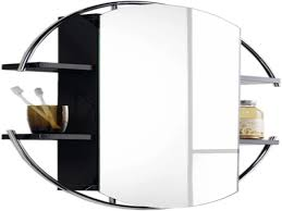 round mirror bathroom cabinet safemarket us