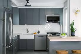blue modern kitchen cabinets beautiful blue kitchen design ideas