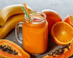 cuisiner la papaye recette smoothie papaye banane facile rapide