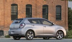 Pontiac Vibe Interior Dimensions 2009 10 Pontiac Vibe Consumer Guide Auto