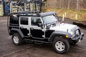 jeep wrangler side full side armor warrior products