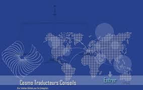 Traducteurs Assermentés Prestataire De Services Agence De Traduction à Cosmo Traducteurs Conseils