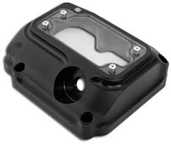 roland sands clarity transmission top cover for harley 5 speed