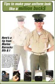 tips to make your uniform look like a million buck hi desert