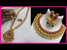 fashion jewellery necklace sets images Stylish imitation necklace set collections imitation jewellery jpg