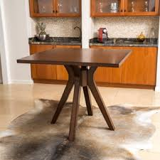 Square Dining Room Table by Square Dining Room U0026 Kitchen Tables Shop The Best Deals For Oct