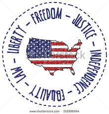 hand drawn vector sketch united states stock vector 318998867