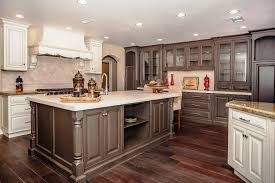 Two Color Kitchen Cabinet Ideas Amazing Two Tone Kitchen Cabinets Dans Design Magz