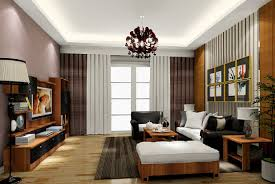 3d design modern style living room south korea 3d house