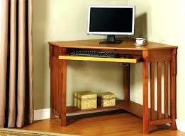Computer Desk For Small Room Small Computer Corner Desk Bethebridge Co