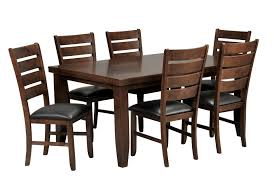 stunning decoration piece counter height dining room sets of and 7