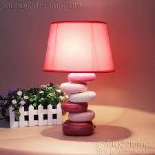 elegant childrens faux stone table lamps kids lamp com