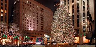 collection when is rockefeller tree lighting 2017
