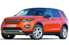land rover discovery 2016 red land rover discovery sport suv review carbuyer