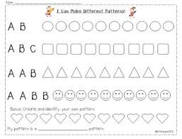 66 best patterns images on pinterest preschool ideas and