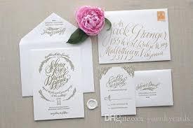 fancy invitations made in china 2016 letterpress wedding invitation fancy hot