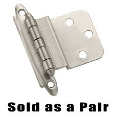 non mortise cabinet hinge cabinet hinges available at myknobs com everyday low prices