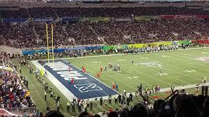 Pro Bowl Orlando by Nfl Probowl 2017 Interception Camping World Stadium Youtube