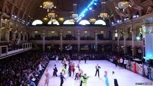 Winter Gardens Blackpool Postcode - blackpool dance event hotfoots to china bbc news