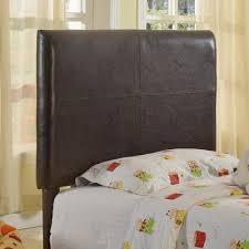 Twin Headboard Upholstered by Homepop Twin Upholstered Panel Headboard U0026 Reviews Wayfair
