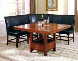 l shaped dining table l shaped dining table black and brown dining room sets dining room