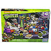 tmnt wrapping paper mutant turtles tesco