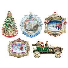 white house ornament set 2008 2012 ornaments
