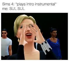 Sims Meme - onigiri sims