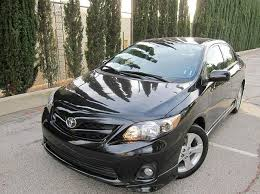2012 toyota corolla s for sale 2012 toyota corolla s 4dr sedan 4a with 44kk low price to