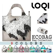 Eco Bag by Travel World Rakuten Global Market Loqi Eco Bag With Storage