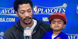 Derrick Rose Memes - derrick rose s kid is seriously the coolest kid in the world huffpost