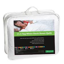 Duck Feather And Down Duvet Reviews New 13 5 Tog King Size Duck Feather U0026 Down Duvet Quilt 20 Down