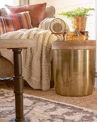 Metal Drum Accent Table Table Astounding Espresso Accent Table Finish Sofa Bentley Small
