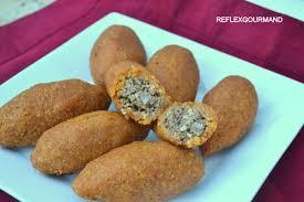 comment cuisiner le boulgour içli kofte boulettes de boulgour farcies à la viande hachée