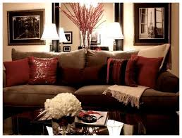 Best Red And Brown Living Room Images On Pinterest Paintings - Color for my living room