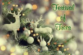 vacaville tree lighting 2017 vacaville s festival of trees 2017 your town monthly