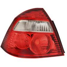 nissan altima 2005 tail light cover amazon com tyc 11 6084 01 ford 500 driver side replacement tail