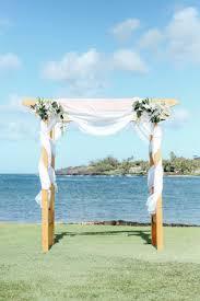 Bamboo Wedding Arch Aloha Weddings U0026 Events U2014 Arches Props
