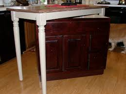counter height folding work table home table decoration