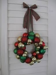 diy ornament wreath a midwestern