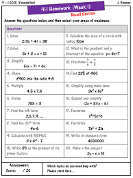 gcse maths 9 1 revision masters by mikecraven teaching resources