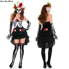 Black Wedding Dress Halloween Costume Cheap Halloween Black Wedding Dress Aliexpress